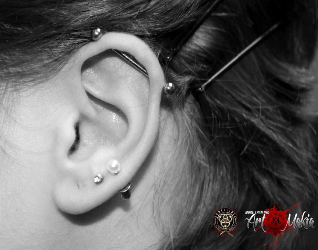 industrial piercing gallery