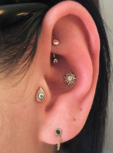outer conch ear piercing all about outer conch piercings. Black Bedroom Furniture Sets. Home Design Ideas