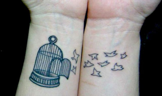 Cool Wrist Tattoo Designs for men and women 7