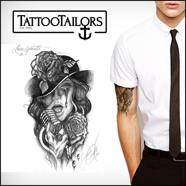 How to get a custom tattoo design for yourself solutioingenieria Image collections